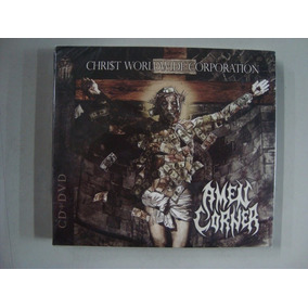 Cd + Dvd Amen Corner - Christ Worldwide Corporation