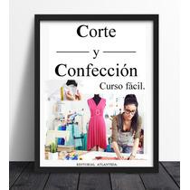 61 Libros Corte Costura Y Confección Patrones