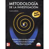 Libro: Metodologia De La Investigacion - R. Sampieri - Pdf