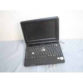 Netbook Itautec W7010 Com Defeito Na Placa Mae E Sem Hd