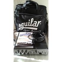 Cabezal De Bajo Aguilar Hammer Tone 500, Impecable! No Ampeg