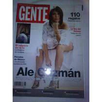 Alejandra Guzman En Revista Gente Portada Y Reportaje 2009