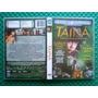 Dvd Tainá - Uma Aventura Na Amazônia - Eunice Baía