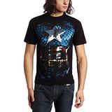 Camino La American Masculino Marvel Camiseta