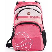 Mochila Escolar Notebook 15.6 Cobra D