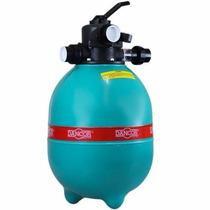 Filtro Para Piscina Dancor Dfr-15 Até 56.000 Litros De Água