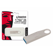Pen Drive 128gb Usb 3.0 Kingston Dtse9g2 Datatraveler Se9 G2