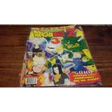 Album De Figuritas Dragon Ball Z 3 Con Detalles Completo