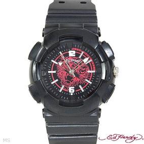 Reloj Ed Hardy Original De Caballero 02246651