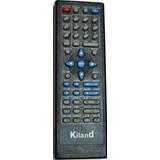 Control Remoto Reproductor Dvd Kiland