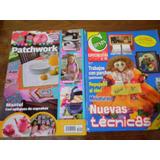 Lote X 2 Revistas Patchwork Costura Palermo Envíos