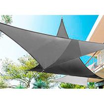 Toldos Vela Para Sombra Desmontables Triangulo 3x4x5