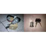 Kit Llave De Contacto Y Traba Asiento Honda Wave 110 - 2r
