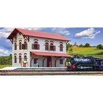 Estacion De Trenes De 2 Pisos H0 Frateschi 1519 Milouhobbies