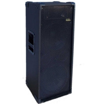 Caixa Acústica Passiva Woofer 2 X 12