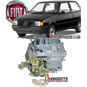 Carburador Fiat Uno Mille 1.0 Brio Duplo Gasolina Weber
