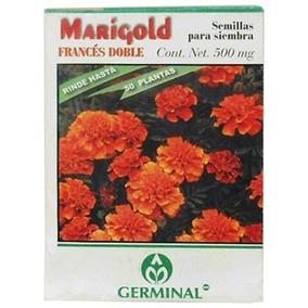 Semilla Para Siembra Marigold Frances 500mg