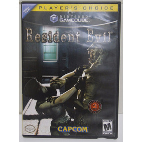 Resident Evil 1 Remake Gamecube Original
