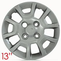 Calota Aro 13 Para Ford Ka Gratis Emblema Central