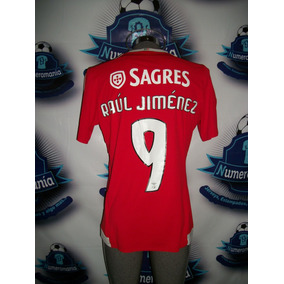 Jersey Oficial Benfica Portugal Raúl Jimenez-9 adidas 15-16