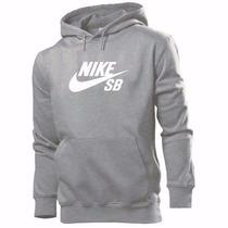 Blusa Moleton Nike Sb - Mega Promoção Moletom Casaco Canguru