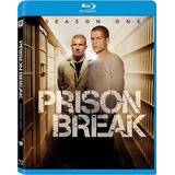 Blu-ray Prison Break Season 1-4 / Incluye 4 Temporadas
