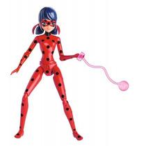Muñeca Articulada Ladybug Miraculous Original Bandai