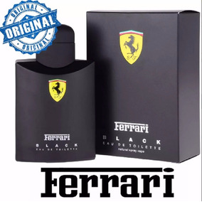 Perfume Ferrari Black 125ml 100% Original Importado Usa