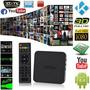 Receptor De Tv Pega Kodi Canais Ufc Mxq 4k Wifi