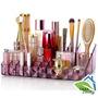 Organizador Acrílico Cosmeticos Maquillajes Joyas 32x20x8cm