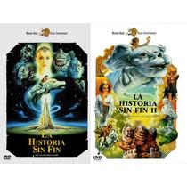 La Historia Sin Fin 1 Y 2 Peliculas Dvd