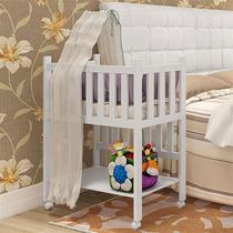Moises Berço Para Bebê Com Rodinhas - Shopping Hm