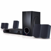 Home Theater Lg Bh5140s 5.1 Canais 500w Rms Com Blu-ray 3d