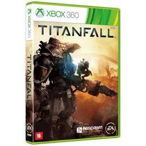 Titanfall Xbox 360 Mídia Física Lacrado Legendas Português