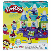 Play Doh Castillo De Helados Original Hasbro