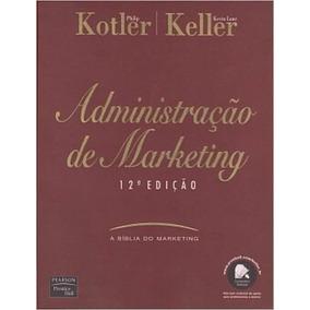 Livro Administração De Marketing (philip Kotler /kevin Lane)