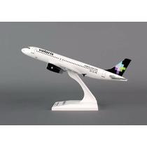 Avión Escala 1:150 Skymarks Volaris Airbus A320 Envio Gratis
