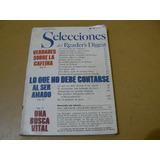 Revista Selecciones Del Readers Digest.