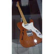 Fender Telecaster Thinline 69 Importada Unica Igual A Nueva!