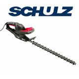 Máquina Podar Cerca Viva Elétrico Schulz Sabre 60cm 600 127v