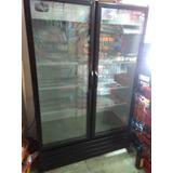 Refrigerador Torrey Dos Puerta Con Tres Cristales