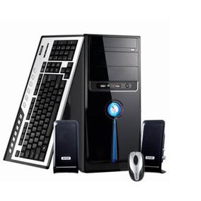 Computadora Intel Dual Core 1tb/4gb Ram Teclado Mouse Corn