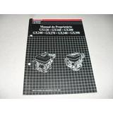 Manual Honda Motor Estacionario Gx120 160 200 240 270 340390