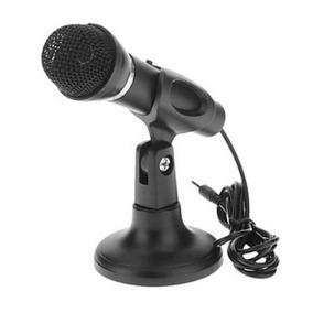 Microfono Pc O Karaoke Jack 3.5 Buen Sonido - Te309