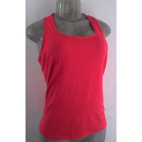 Camiseta Top Crop Olympico Gym Fitness 100% Lycra