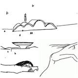Oscar Niemeyer Raridade: Desenho A Nanquim Em Leilão.