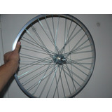 Llanta P/ Bicicleta Rod 26 Con Maza Para Piñón De 1 Corona