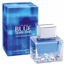 Perfume Blue Seduction 100ml Masculino Edt Antonio Bandeiras