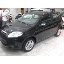 Fiat Nuevo Palio Essence Motor 1.6 Negro 2017 0km