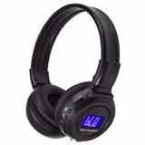Fone Ouvido Bluetooth Headphone Sem Fio Sd Aux Mp3 Visor